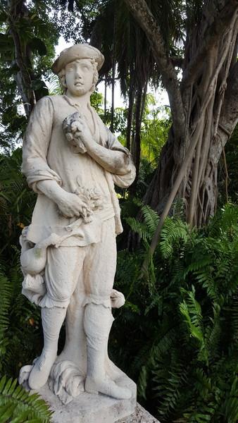 Вилла Вискайя, Майами