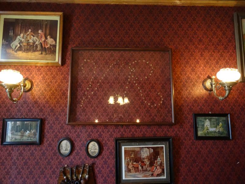 Лондонский дом-музей знаменитого сыщика Шерлока Холмса