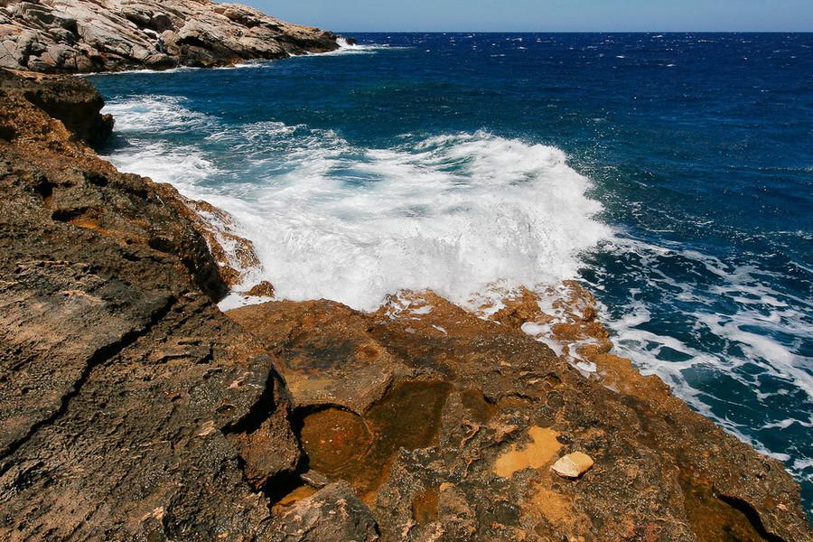 Остров Крит. Мыс Ставрос