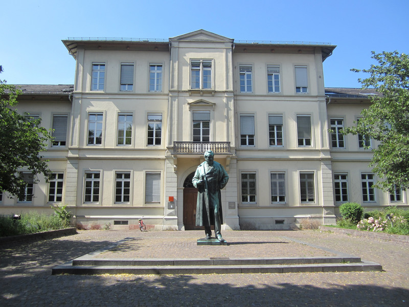 Гейдельберг и живописные окрестности