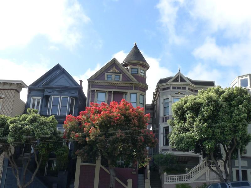 Сан-Франциско - город с самой извилистой улицей в мире!