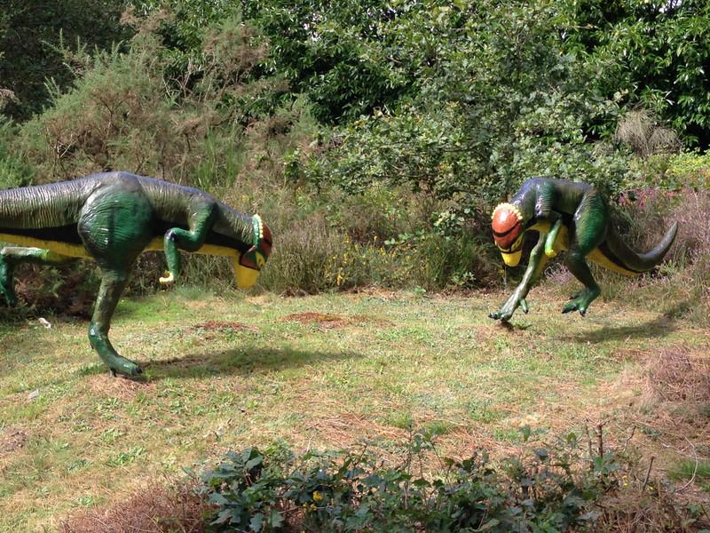 Доисторический парк, Малансак