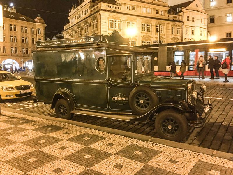 Прага...Атмосфера приближающихся праздников