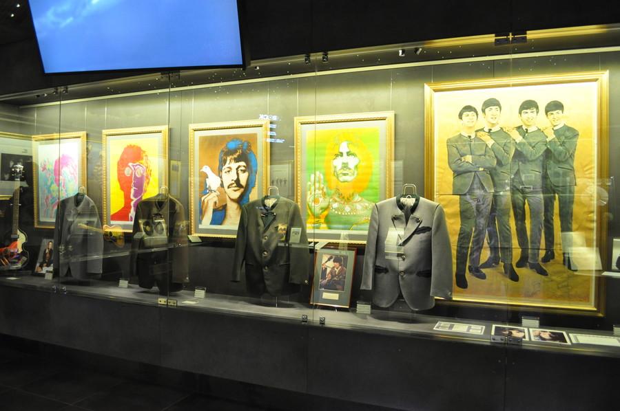 Музей рок-музыки в Барселоне, Испания