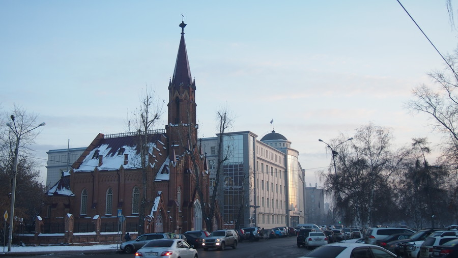 Иркутск. Ноябрь-2015