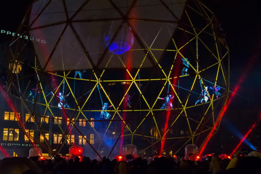 Turn on the Lights 2015 в Амстердаме