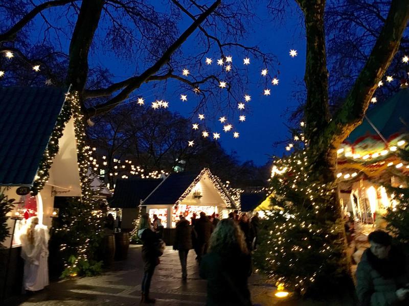 Германия. Праздничный Кёльн в пятницу вечером!