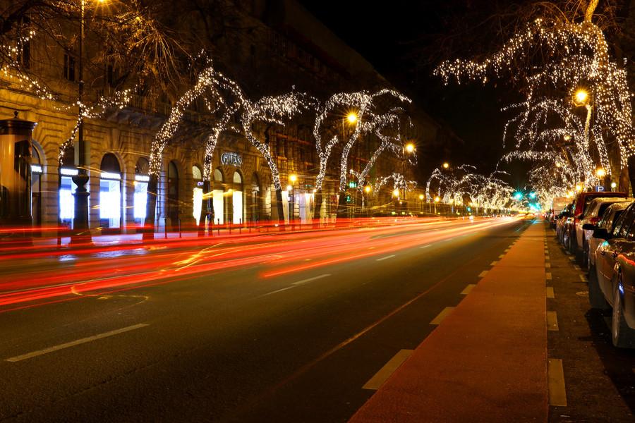 Будапешт накануне Рождества!
