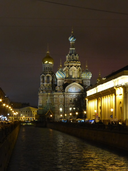 Зимний вояж в Санкт-Петербург