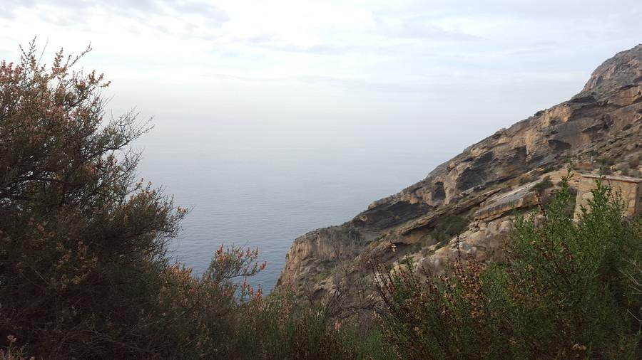 Стратегическая точка юга Испании - Bateria de Castillitos