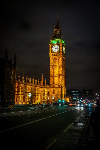 Праздничный Лондон