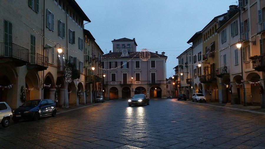 Бьелла, Пьемонт, Италия