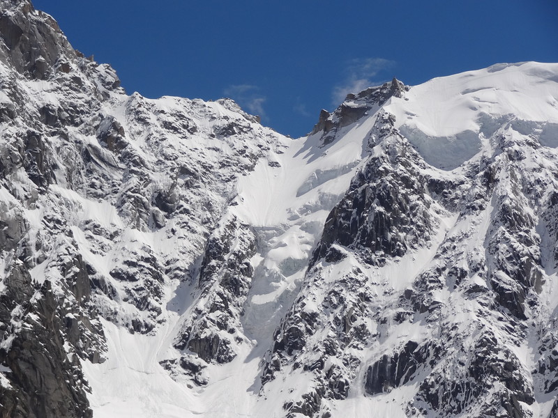Курорт Шамони. Французские альпы