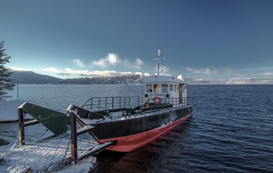 Норвежская природа во всей красе. Провинция Бускеруд, Норвегия