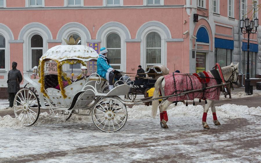 Зимний Нижний Новгород :-)