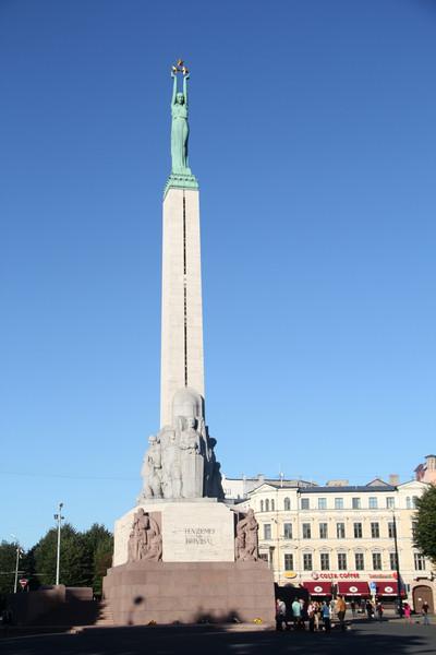 Летняя Рига. Август 2014