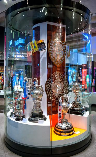 Национальный музей футбола в Манчестере