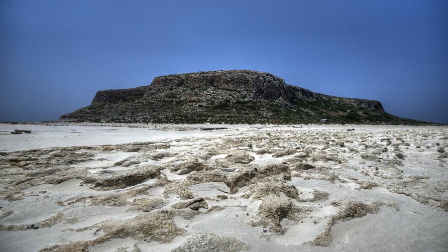 Визитная карточка острова Крит. Пляж Балос!