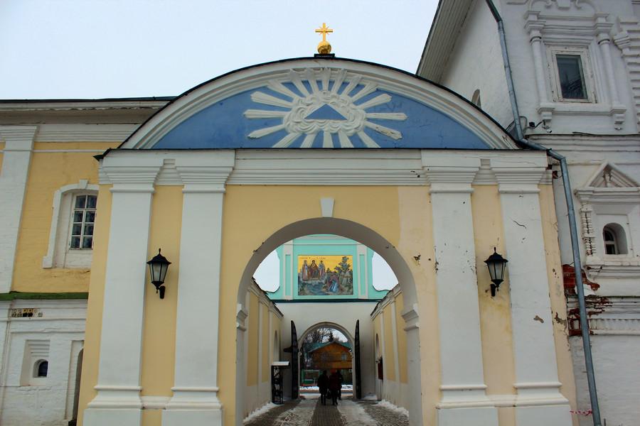 Старинный русский город Кострома