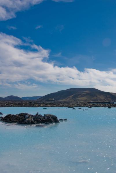 """Геотермальное озеро """"Голубая лагуна"""""""