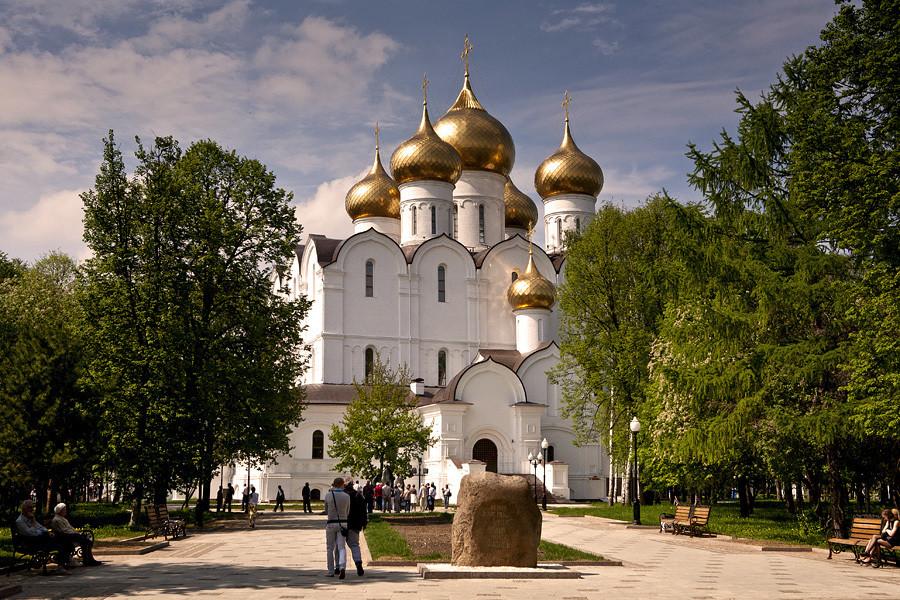 Поездка по Золотому кольцу России
