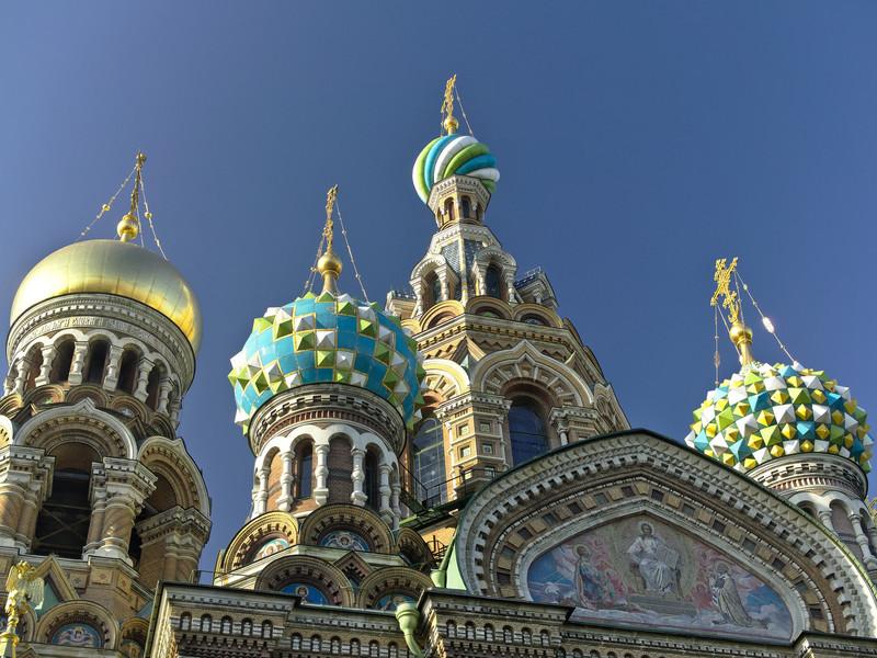 Из Москвы в Питер на авто (лето). Санкт-Петербург