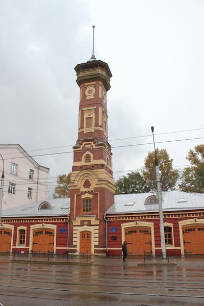 Дорога на Байкал. Иркутск - Листвянка. Город Иркутск