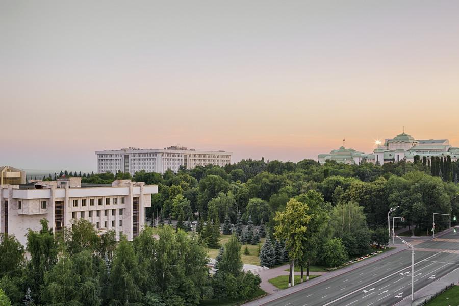 Отель Sheraton Ufa, Уфа, Россия