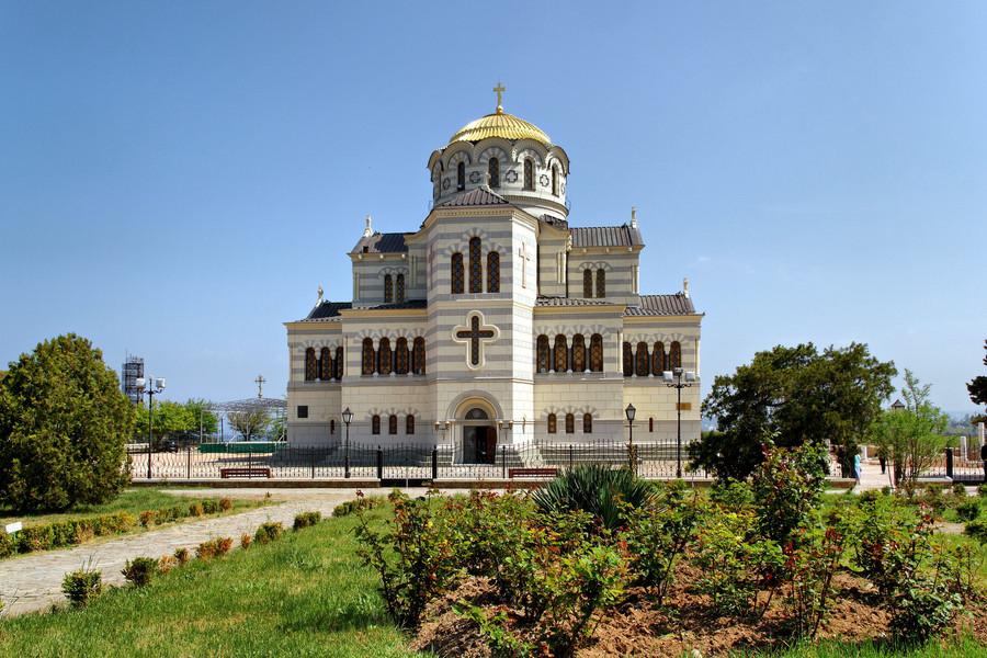 Херсонес Таврический в Севастополе