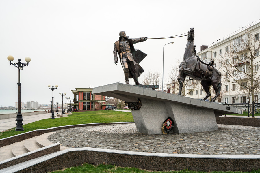 Несезонный Новороссийск