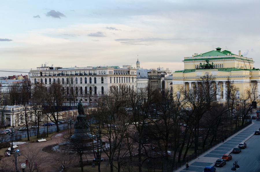 Выходные в Санкт-Петербурге. 22-23 марта