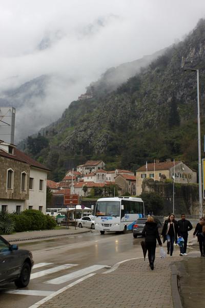 Город Котор, Черногория