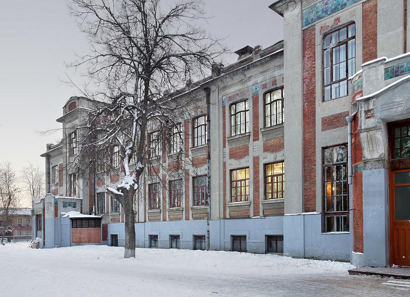 Одна из самых красивых школ в России. Ногинск
