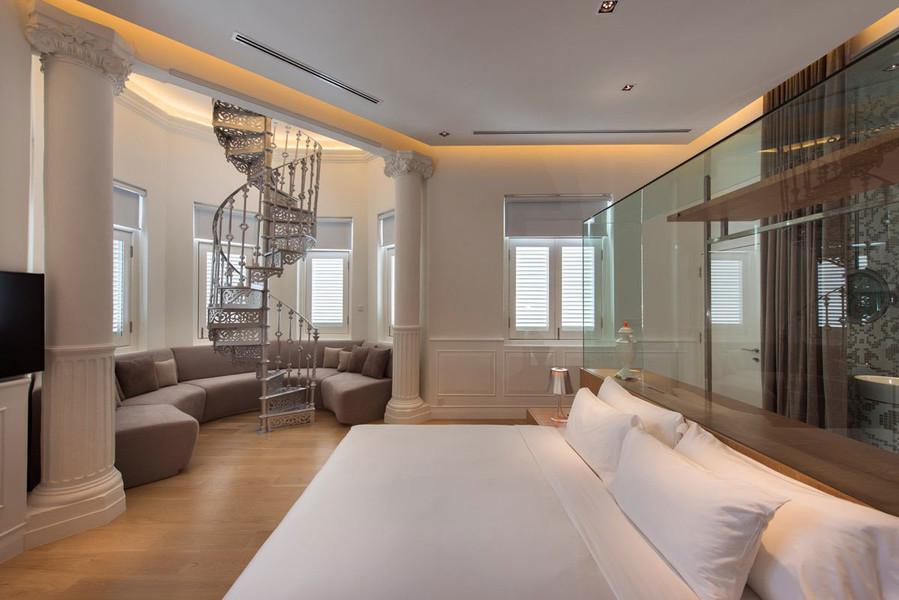 Роскошный отель Macalister Mansion на острове Пенанг в Малайзии