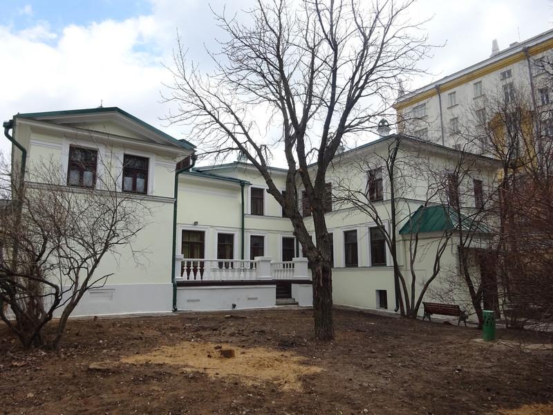 Мемориальная усадьба Ф.И. Шаляпина