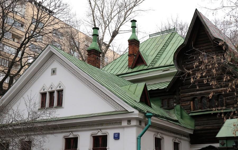 Дом-музей В.М.Васнецова в Москве
