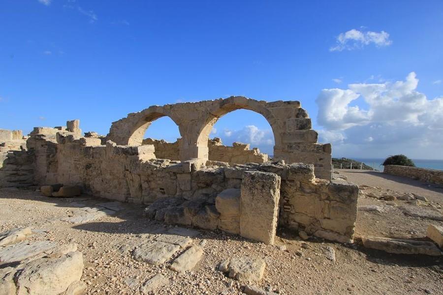 Курион. Античный город-государство на Кипре