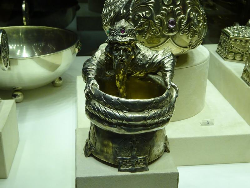 Экскурсия в музей Фаберже в Шуваловском дворце