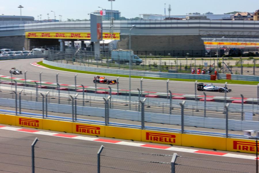 Формула - 1. Гран-при Сочи - 2016