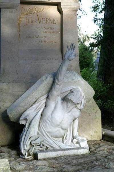 Амьен, кладбище Мадлен