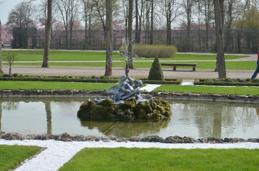 Дворцовый парк Шветцинген