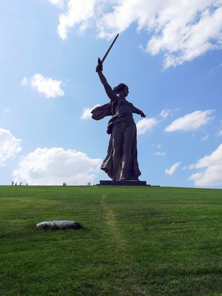 Экскурсия на Мамаев Курган. Город-Герой Волгоград
