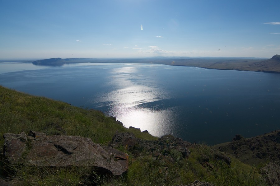 Священная гора Тепсей и ее окрестности