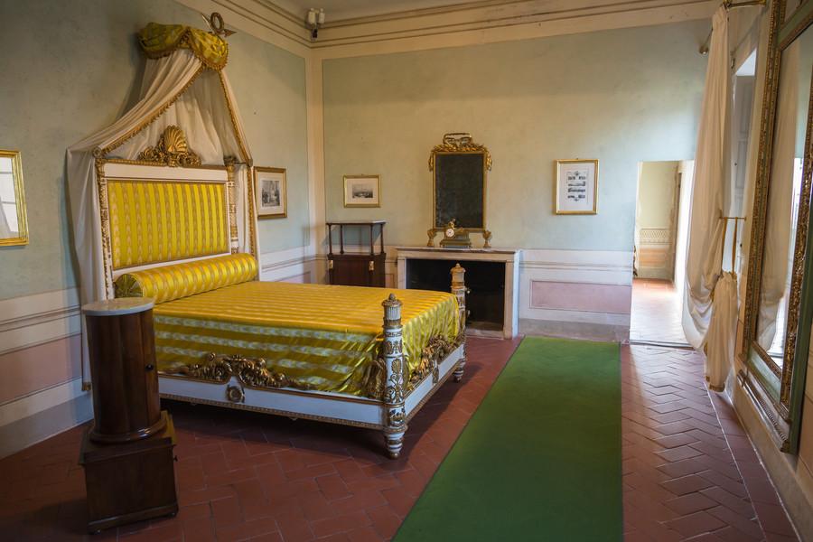 Резиденция Наполеона в Портоферрайо на острове Эльба