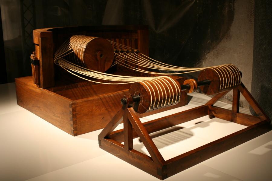 Выставка Леонардо да Винчи, Музей науки, Лондон