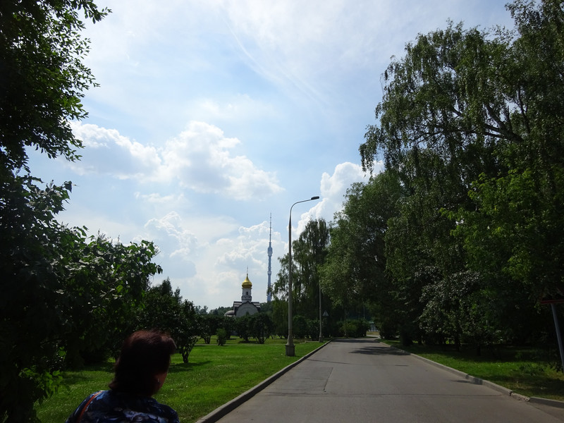 Прогулка по ВДНХ