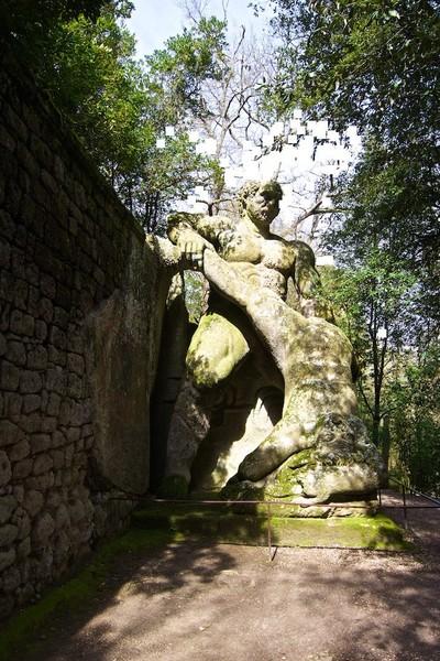 Путешествие в сказочный лес Бомарцо