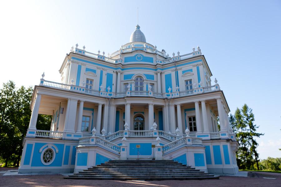"""Дворцово-парковый ансамбль """"Ораниенбаум"""""""