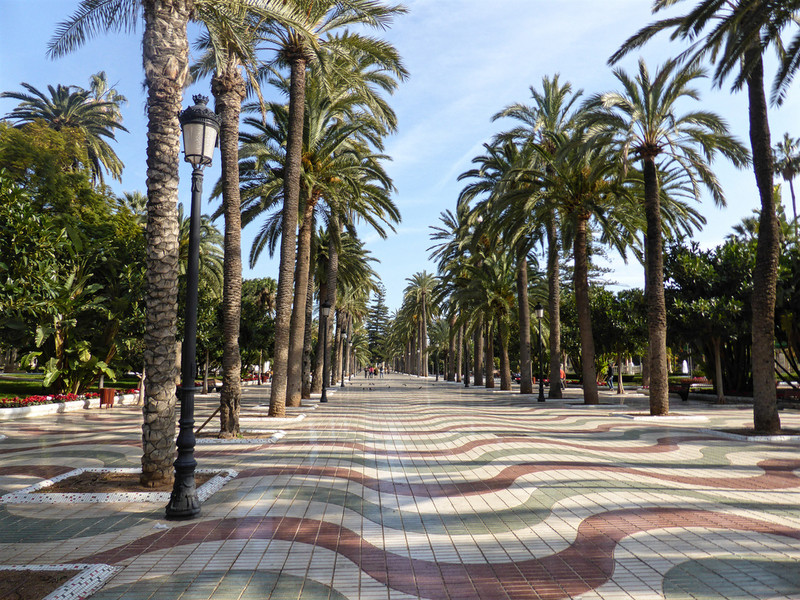 Кусочек Испании на севере Африки. Город Мелилья