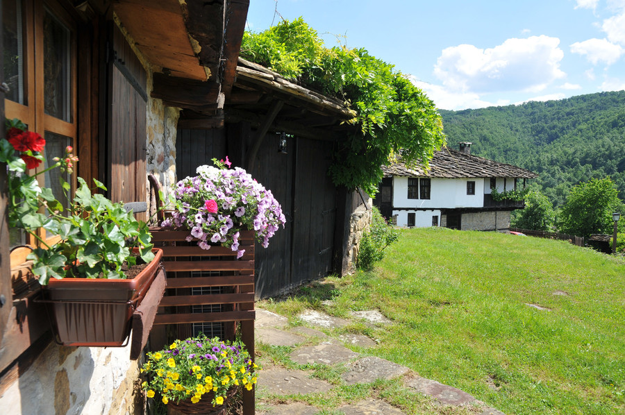 Этнографический заповедник - село Боженците